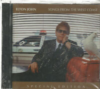 ELTON JOHN CD - Songs From The West Coast - BRAND NEW