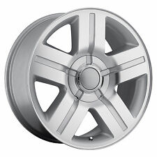 "4) 22"" Texas 1500 Silverado Wheels Rims 2WD C10 Suburban Tahoe Yukon 1973-1999"
