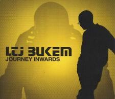 LTJ BUKEM = Journey Inwards = 2CD = D&B NU JAZZ DOWNTEMPO HOUSE!
