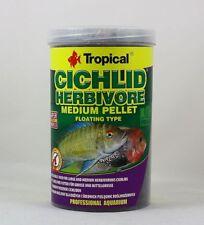Cichlid Herbivorous Medium Tropical 1000ml Food for Malawisee 11,99 €/ L