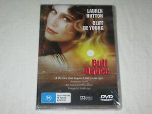 Bull Dance - Lauren Hutton - Brand New & Sealed - Region 4 - DVD