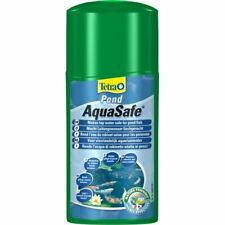 Tetra Pond AquaSafe, Makes Tap Water Safe for Pond Fish, 1 Litre Bottle