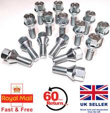 Alfa Romeo 146 alloy wheel bolts 19mm Hex M12 x 1.25, 28mm thread x 16