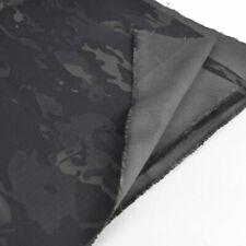 Black Camouflage 1.5M Width Multicam Fabric TC Plaids MC BK Cloth DIY Camo Suits