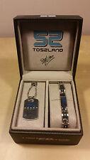 James Toseland Limited Edition bracelet and pendant set