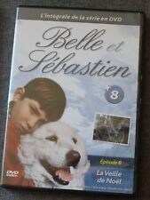 Belle et Sebastien, episode 8 - la veille de Noel,  DVD serie TV
