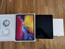 Apple iPad Pro 2nd Gen. 128GB, Wi-Fi + 4G (Unlocked), 11 in - Space Grey
