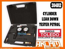 TOLEDO 304012 - CYLINDER LEAK DOWN TESTER PETROL - ENGINE COMBUSTION PRESSURE