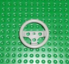 LEGO - TECHNIC - Steering Wheel Large, LIGHT GREY x 1 (2741) TK1170