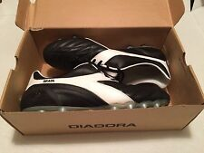 Diadora Brasil AX MD 2E Wide Fit Football Boots Soccer Cleats FG Moulded UK 11.5
