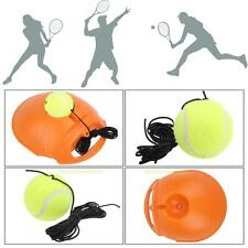 Singles Tennis Trainer Training Practice Balls Back Base Trainer Tools +Tennis