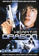 Heart of the Dragon- NEW DVD