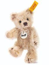 Steiff Mini Blond Mohair Teddy Bear in gift box - 10cm - EAN 040009
