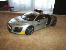 KYOSHO 1/18TH SCALE AUDI R8 DTM SAFETY CAR 2008