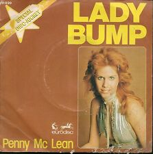 "45 TOURS / 7"" SINGLE--PENNY MC LEAN--LADY BUMP / THE LADY BUMPS ON"