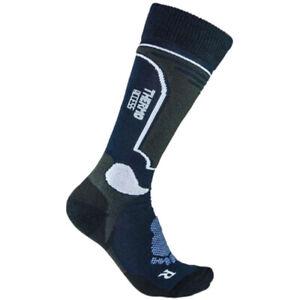 Kids Winter Ski Long Socks Boys Girls Welly Sport Antibacterial Charcoal 2 sizes