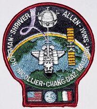 Aufnäher Patch Raumfahrt NASA STS-46 Space Shuttle Atlantis ..........A3251