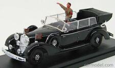 Rio-models 4064/p Scala 1/43 Mercedes Benz 770k with Hitler 1942 Black