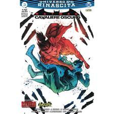 BATMAN IL CAVALIERE OSCURO RINASCITA 3 ULTRAVARIANT - DC COMICS RW LION NUOVO