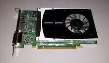 Nvidia Quadro 2000 1GB GDDR5 Professional Graphics Card - CAD