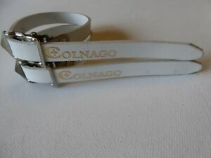 Vintage Colnago//Cinelli//Campagnolo//Reg end cap toe straps NOS pedals
