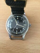 Smiths W10 British Military Issued Watch c.1969