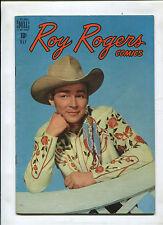 ROY ROGERS COMICS #17 (6.5) PHOTO COVER