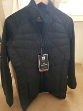 New Craghoppers Womens Midas Hybrid Insulator Quilted Jacket Pockets Size 12UK