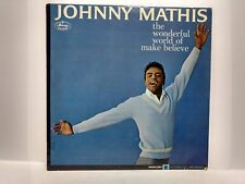 Johnny Mathis-The Wonderful World Of Make Believe-1LP Record               lp412