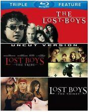 The Lost Boys / Lost Boys: The Tribe / Lost Boys: The Thirst [New Blu-ray]