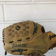 "Franklin field master YOUTH BASEBALL glove 4719L  LHT  11.5"" in great condition"