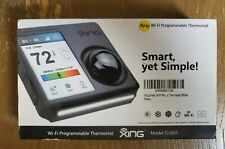 Vine Smart  Programmable Touchscreen Wi-Fi Thermostat