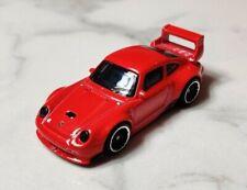 Porsche 993 GT2 Red Coupe 911 Hot Wheels 1:64 Diecast model car MINT LOOSE