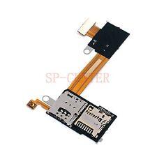 Sim Card Reader Tray Memory Socket Slot Holder Sony Xperia M2 D2303 D2305 D2306