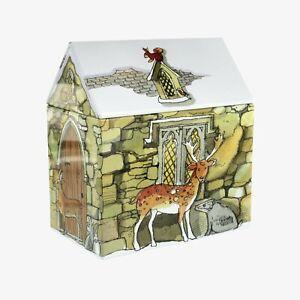 Emma Bridgewater Winter House Storage Tin 12x7.5x9