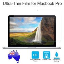 """Anti-Scratch LCD Screen Protector Film Macbook Pro 15"""" 2017/2018 Touchbar Retina"""