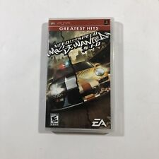 Need for Speed: Most Wanted -- 5-1-0 (Sony PSP, 2005) Complete CIB