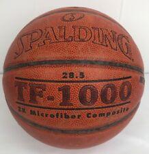 """Women's Spalding Tf-1000 Zk Microfiber Composite Basketball indoor - (28.5"""")"""