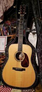 2007 COLLINGS D3A Acoustic Guitar w/ Deluxe Case BEAUTY