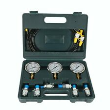 Hydraulic Pressure Guage Excavator Hydraulic Pressure Test Kit With Testing Q7o3