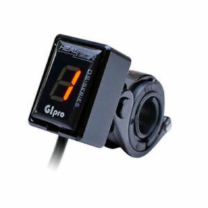 Healtech GIPro Black Mount for GIpro X-type, GIpro DS-series and Shift Light