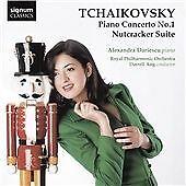 Tchaikovsky: Piano Concerto, Nutcracker Suite, Royal Philharmonic. 0635212044124
