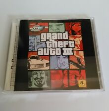 GRAND THEFT AUTO III Welcome To Liberty City 2-Disc Set (PC CD-ROM, 2002) Game