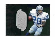 BARRY SANDERS 1998 UPPER DECK SPX FINITE SP #31 1531/7600 $20.00 DETROIT LIONS