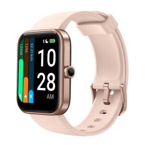 DOOGEE CS2 Pro Smart Watch Heart Rate Monitor Fitness Tracker with Blood Oxygen