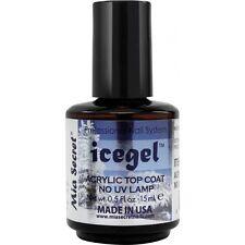 Mia Secret Arcylic Nail System Professional Icegel Top Coat NO UV LAMP Needed