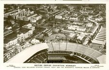 British Empire Exhibition, Wembley General View including Stadium, India RP 1924