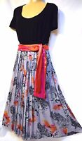TS dress TAKING SHAPE EPLISSE plus sz XS/ 14 Oriental Dream Dress stretch NWT!