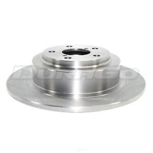 Disc Brake Rotor Rear Auto Extra AX31273