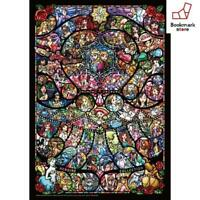 New Disney 1000 Piece Jigsaw Puzzle  Pixar Heroine Collection F/S from Japan